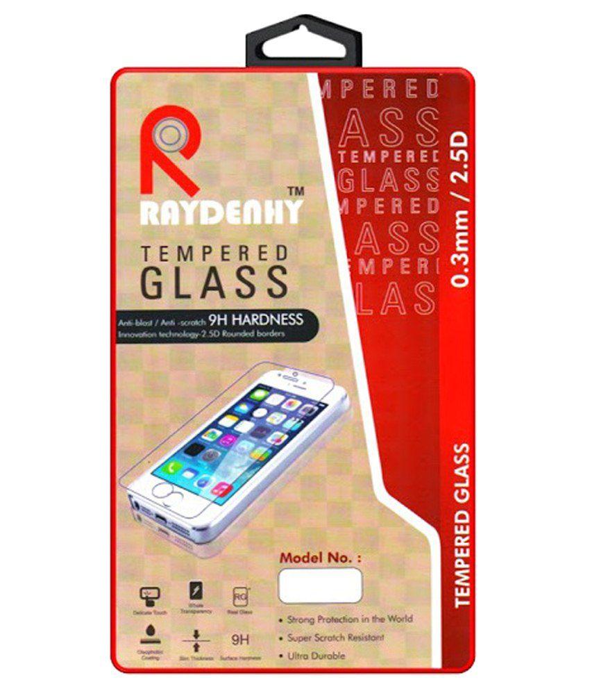 Motorola Moto G2 (2nd Generation) Tempered Glass Screen Guard by Raydenhy