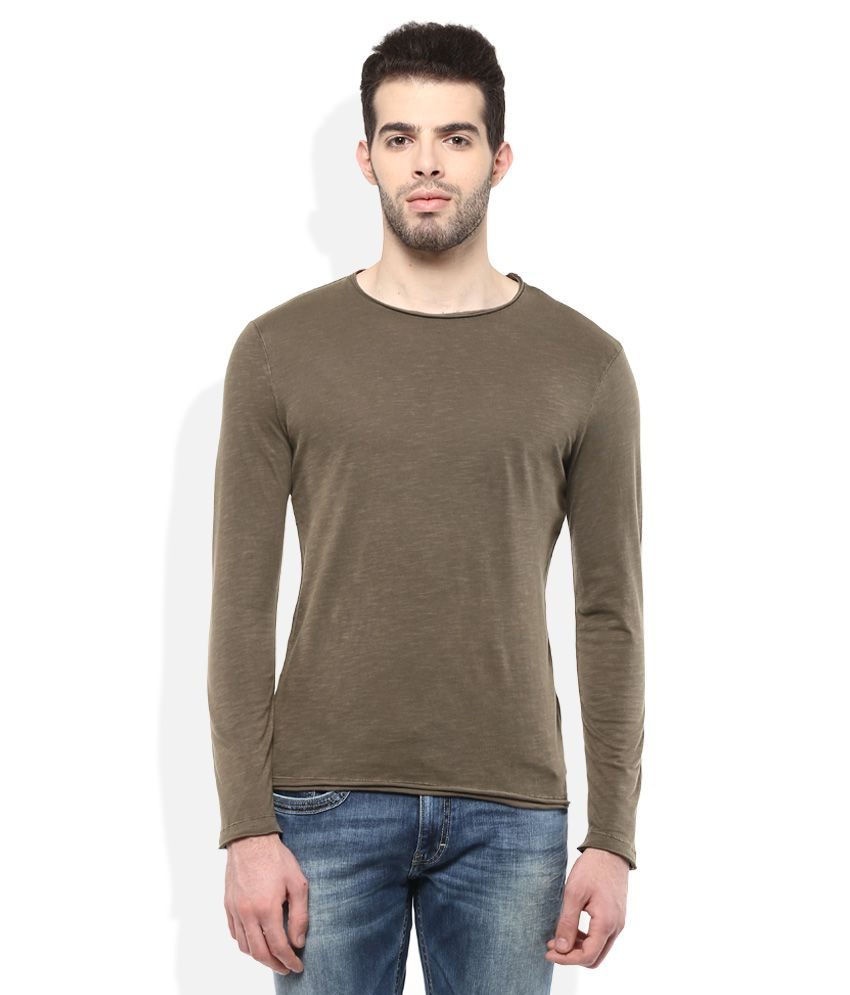 GAS Brown T-Shirt