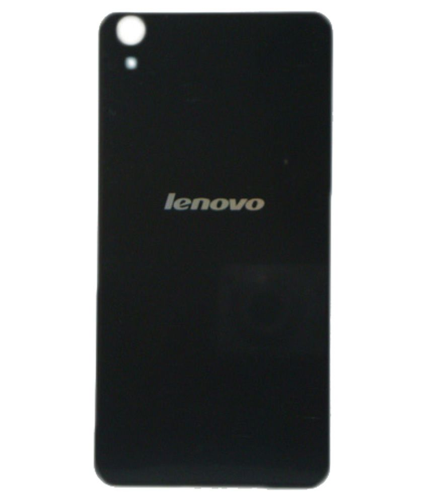 new style f01a6 7da9a Lenovo Back Cover for Lenovo S850 - Black