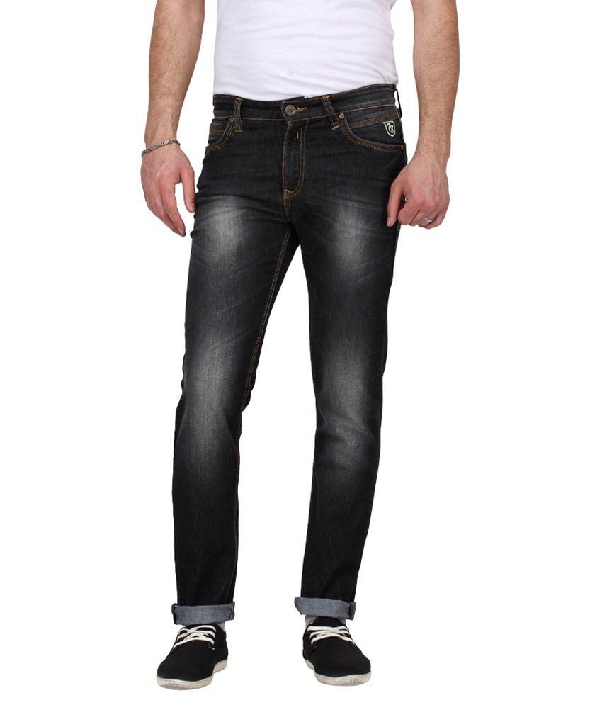 Pepe Jeans Black Slim Fit Jeans