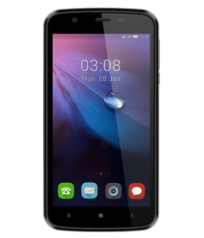 Videocon Z45 Dazzle 8GB Marble White