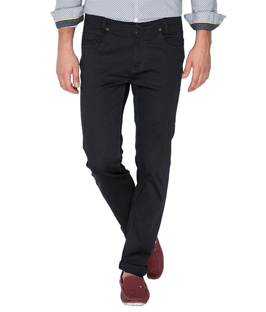 Mufti Navy Slim Fit Jeans