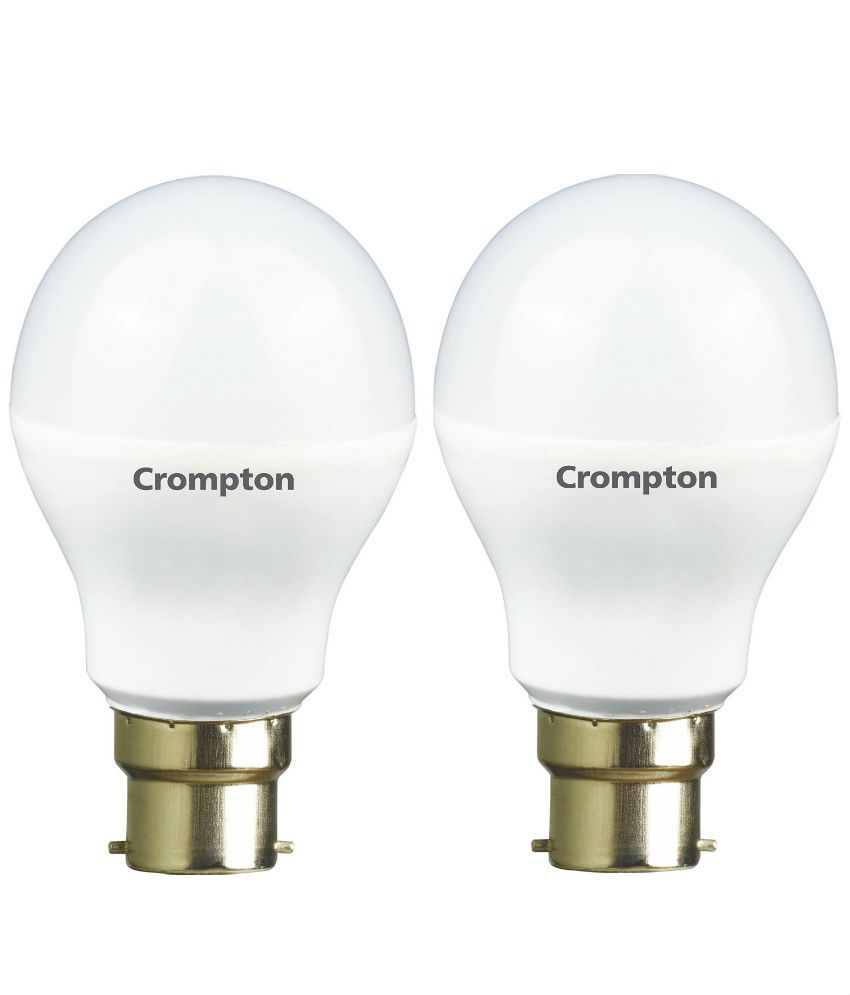 Crompton Greaves 7W Pack of 2 Led Bulbs