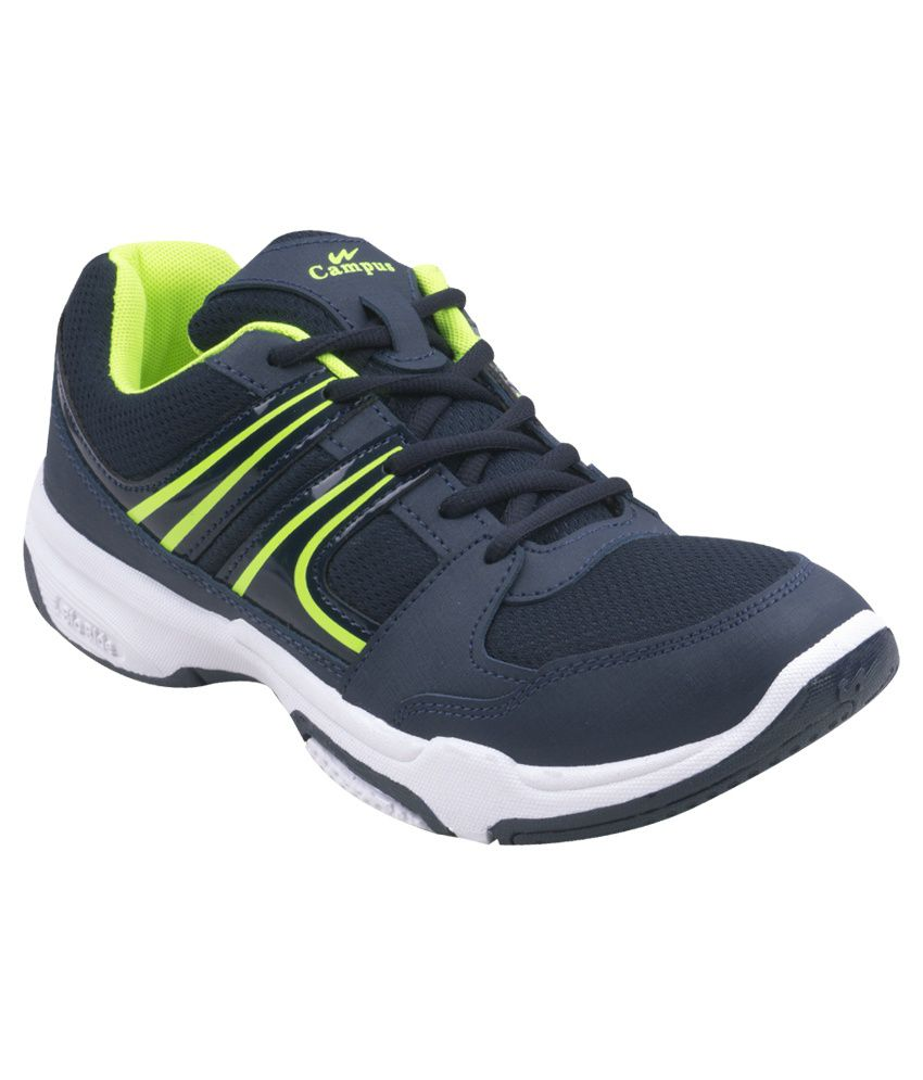 Campus Navy Running Shoes