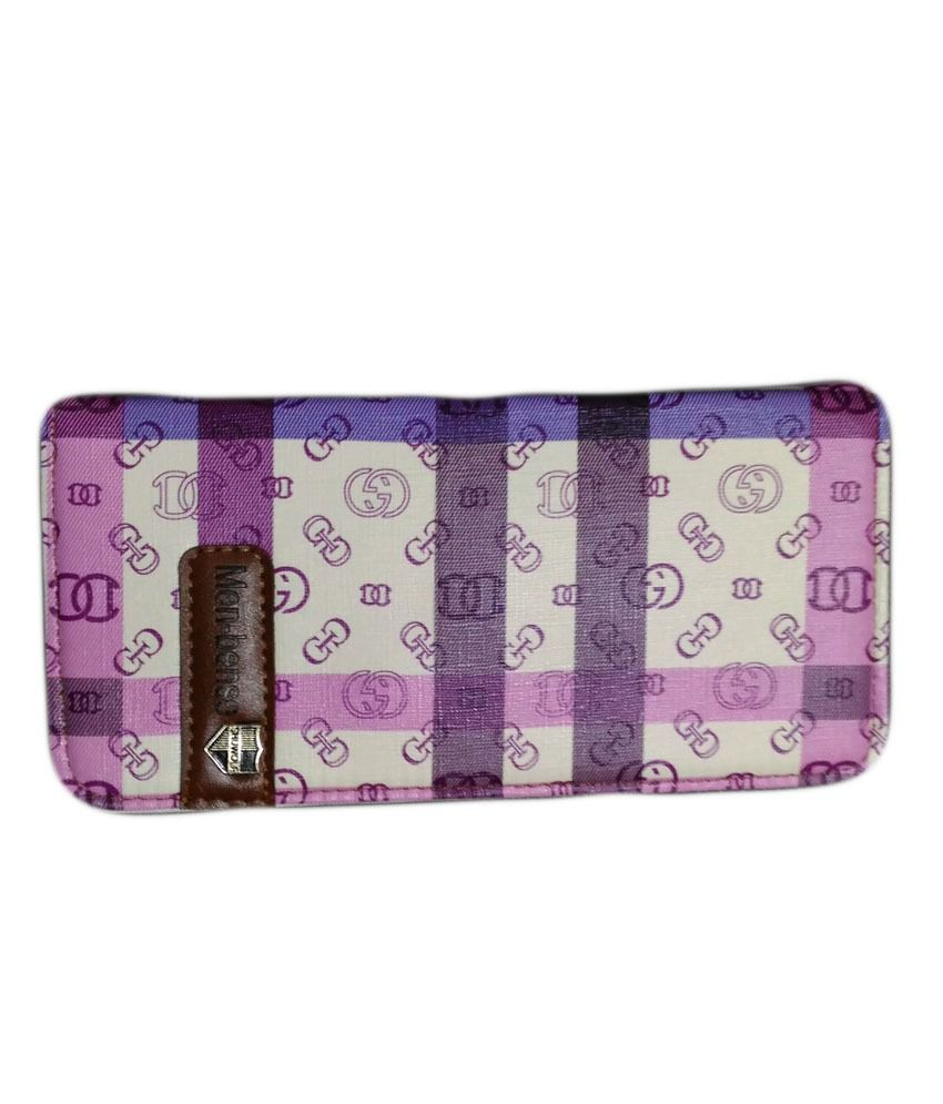 Colorhut Multicolour Leather Regular Wallet for Women