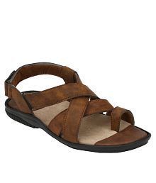 d63a8676ead9 Leather Sandals  Buy Leather Sandals for Men Online at Low Prices ...