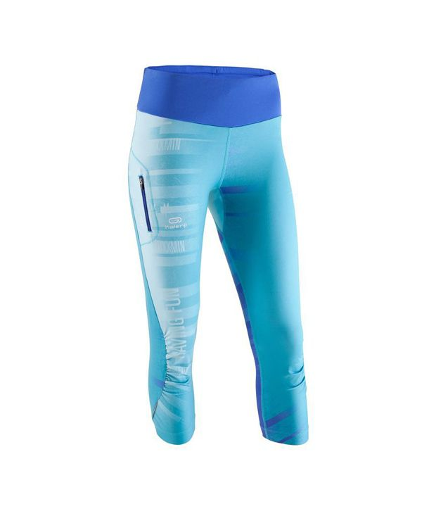 KALENJI Elio 3/4 Women's Running Tights