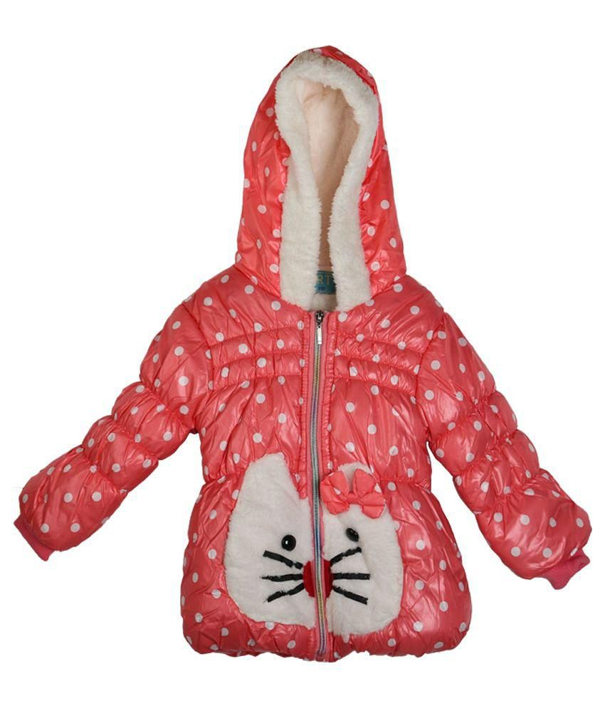 13thirteen Red Full Sleeves Quilted Jacket