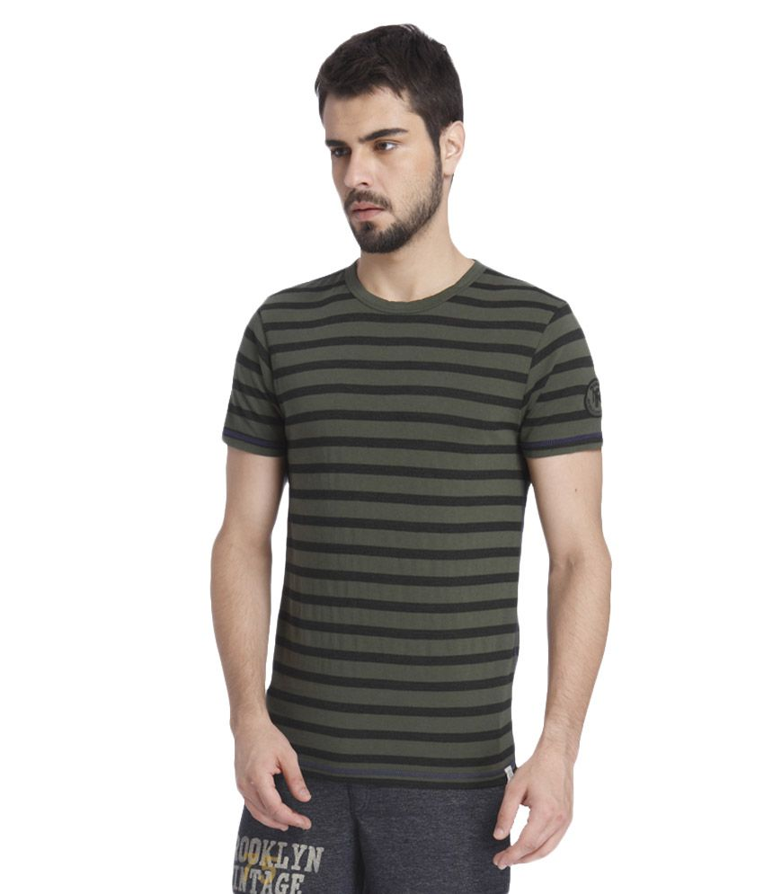Jack & Jones Green T-Shirt