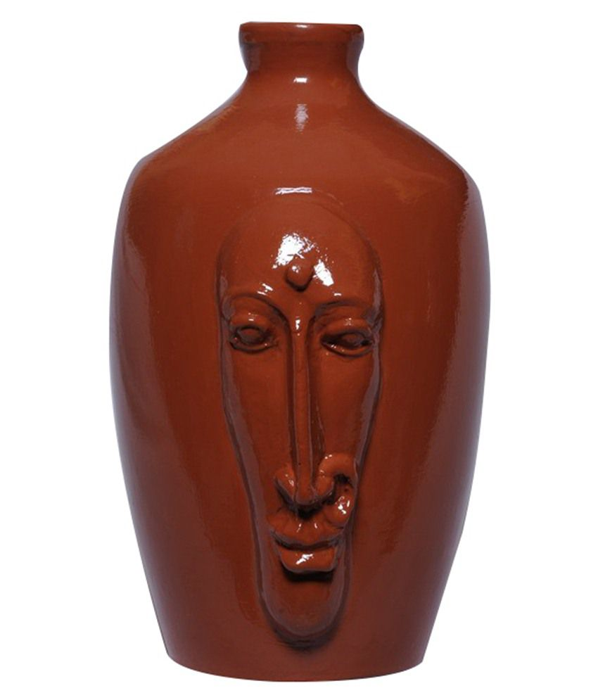Suvigna Brown Terracotta Home Decor Buy Suvigna Brown Terracotta