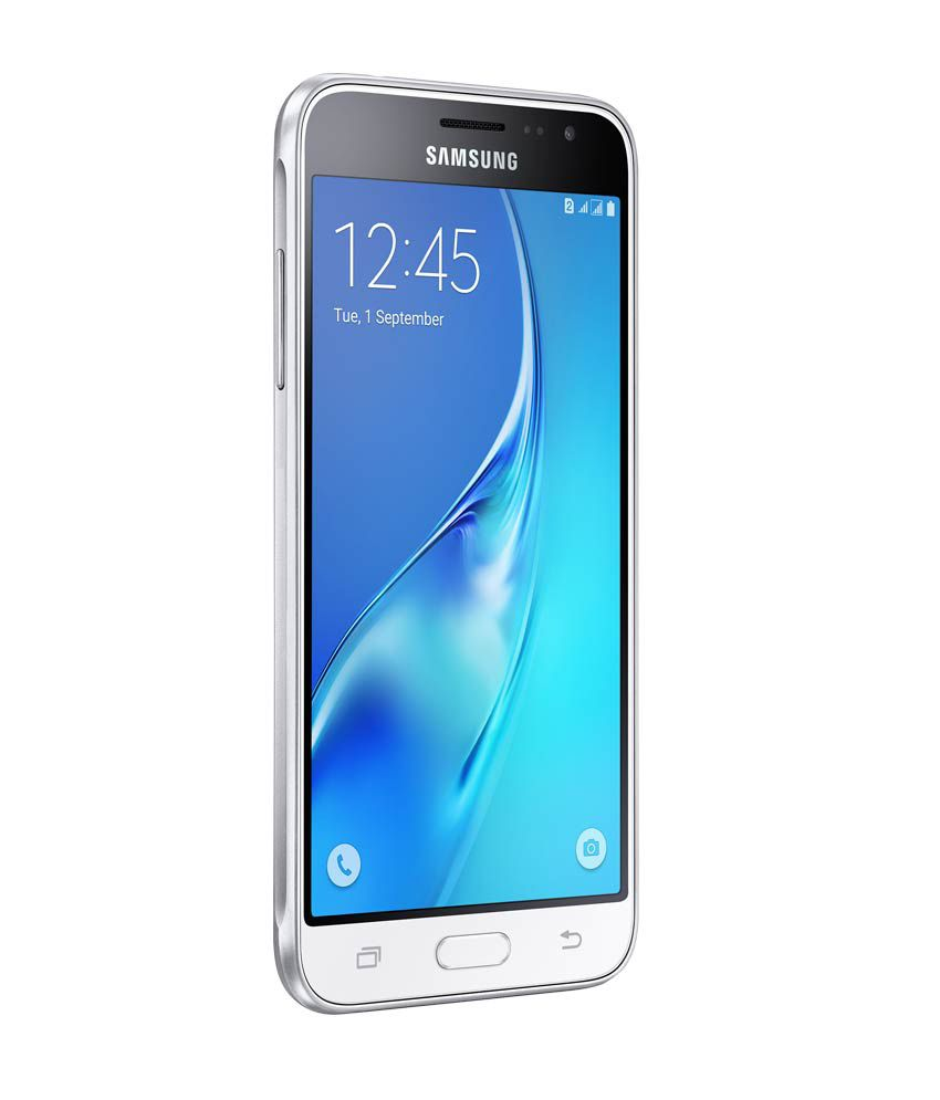 Samsung Galaxy J3 (8GB) By Snapdeal @ Rs.7,990