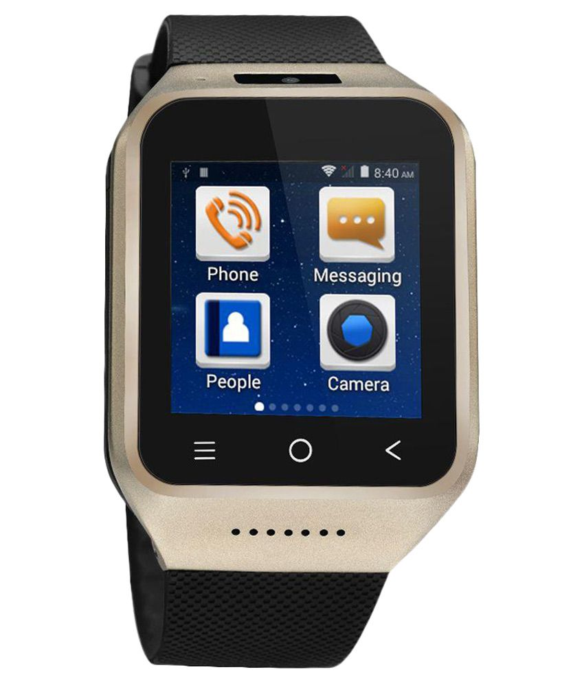 e7011a1f559 Zgpax s8 Smart Watches Black - Wearable   Smartwatches Online at Low Prices