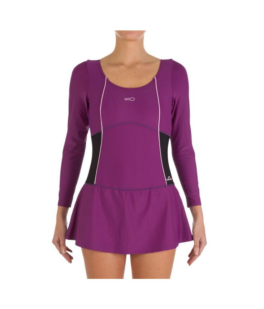 NABAIJI Audrey Sleeves Women's Swimwear By Decathlon