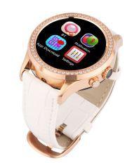 Bingo C2   Bluetooth 4.0 Smartwatch White