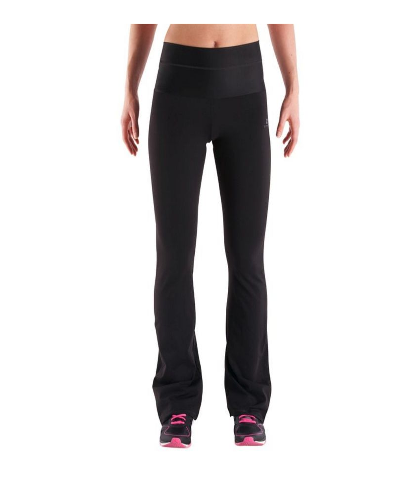 DOMYOS Bb1 Long Shape Women's Strength Training Trousers By Decathlon