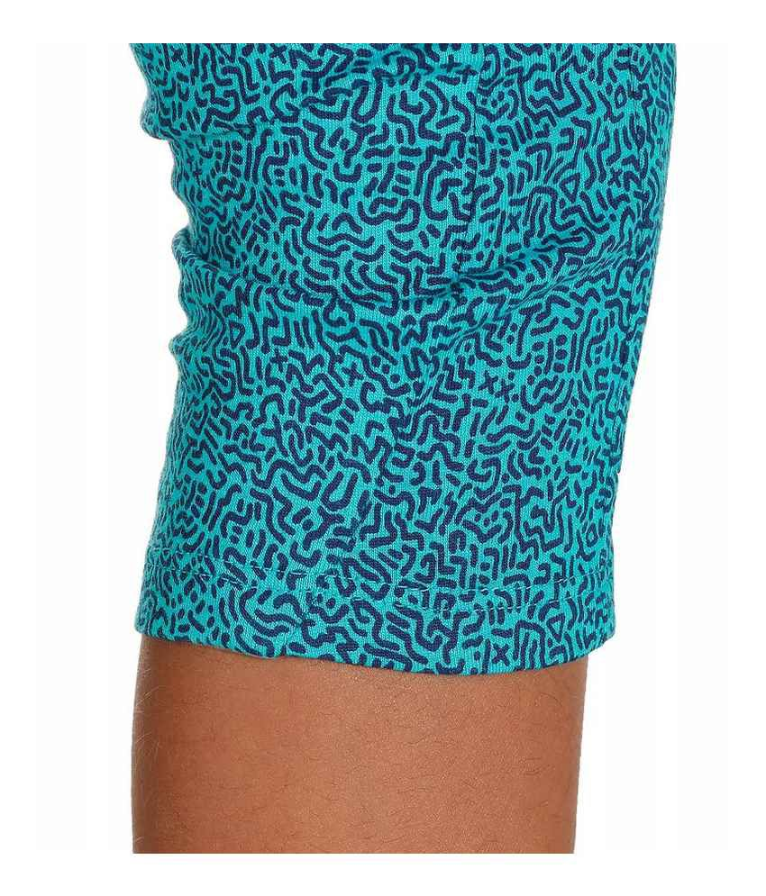9bfbc3ab7bfa41 DOMYOS Comfort Plus Kids Fitness Cropped Leggings By Decathlon: Buy ...