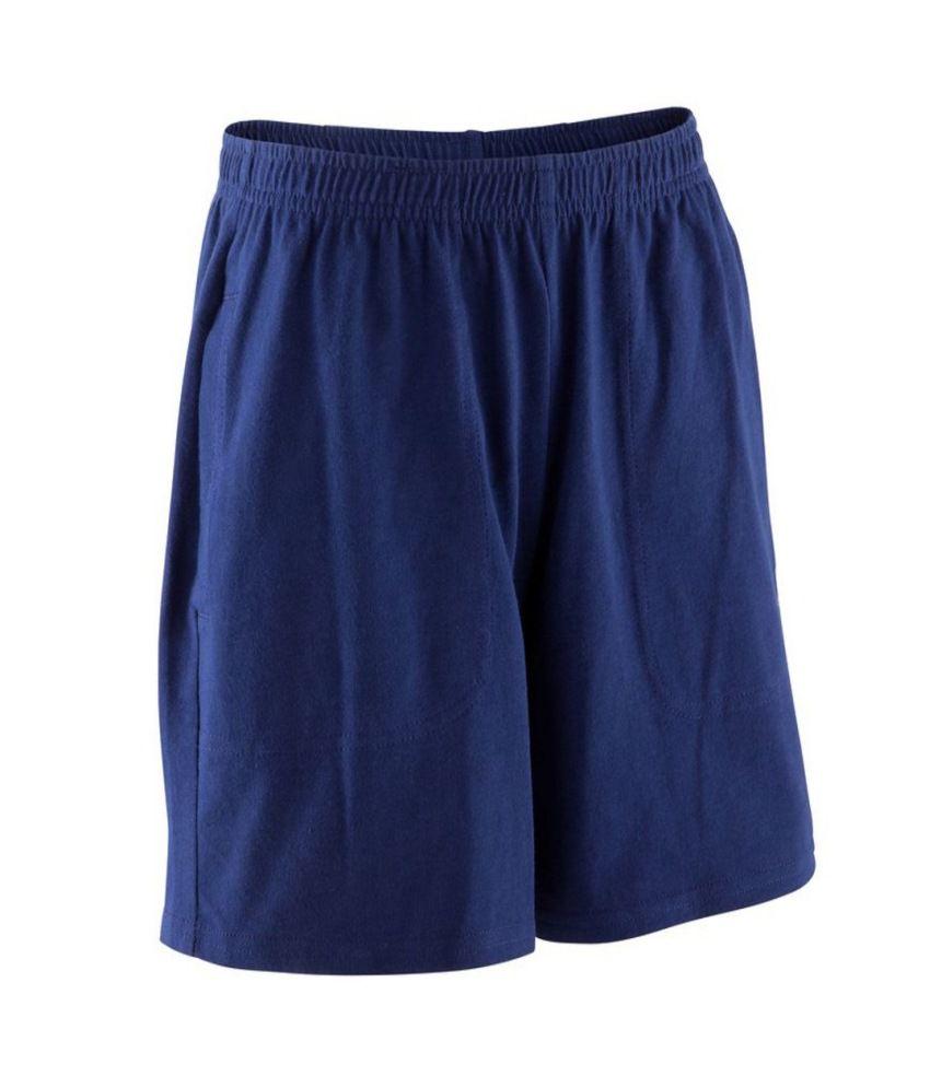 DOMYOS Jersey Boys Fitness Shorts By Decathlon