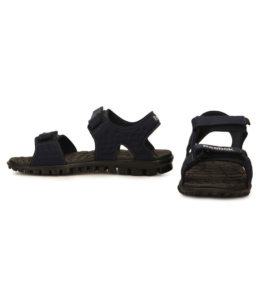 0a2588130ef7 Reebok Ultra Flex 1.5 Navy Floater Sandals - Buy Reebok Ultra Flex ...