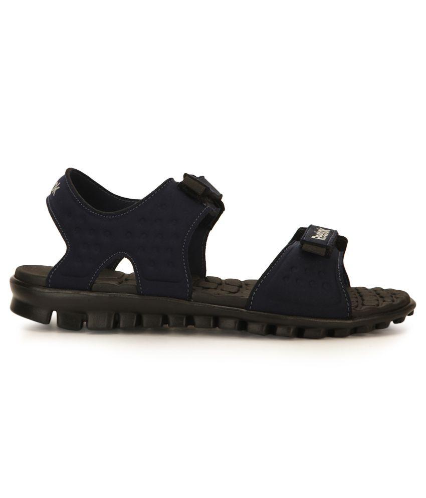 2c5f75e59ae Reebok Ultra Flex 1.5 Navy Floater Sandals - Buy Reebok Ultra Flex ...