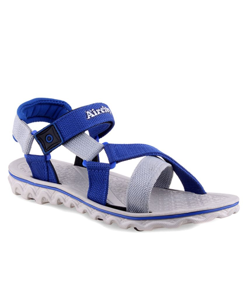 Aircity Gray Sandals Price in India