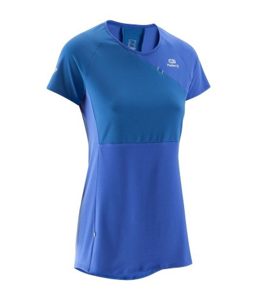 KALENJI Eliofeel Women Running T Shirt By Decathlon