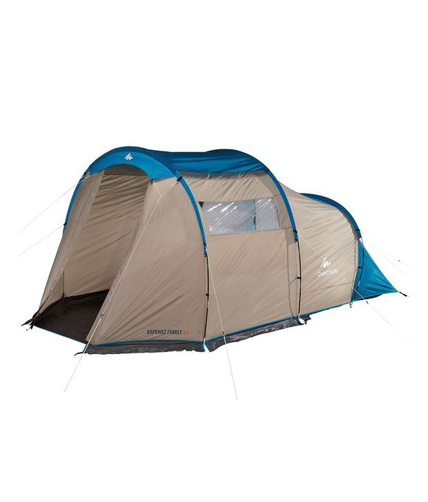 Aravis Hiking Tent 1 Man Green Decathlon