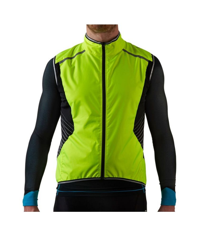 BTWIN Cycling Vest 500 By Decathlon