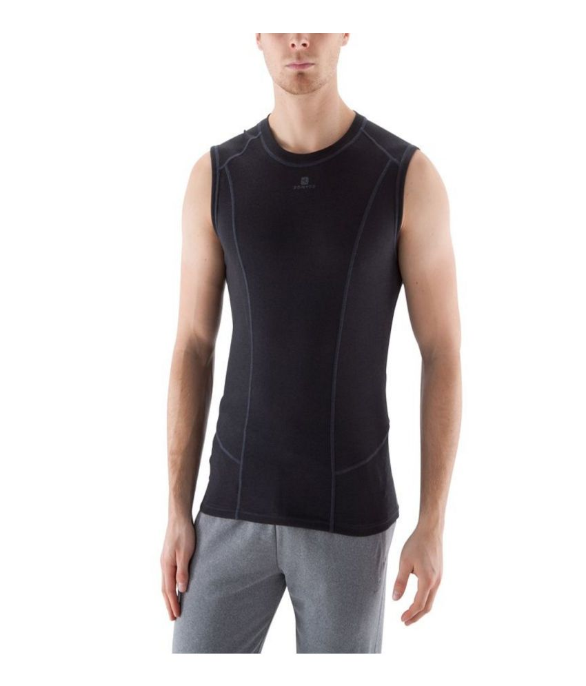 DOMYOS Actizen Men's Yoga Tank By Decathlon