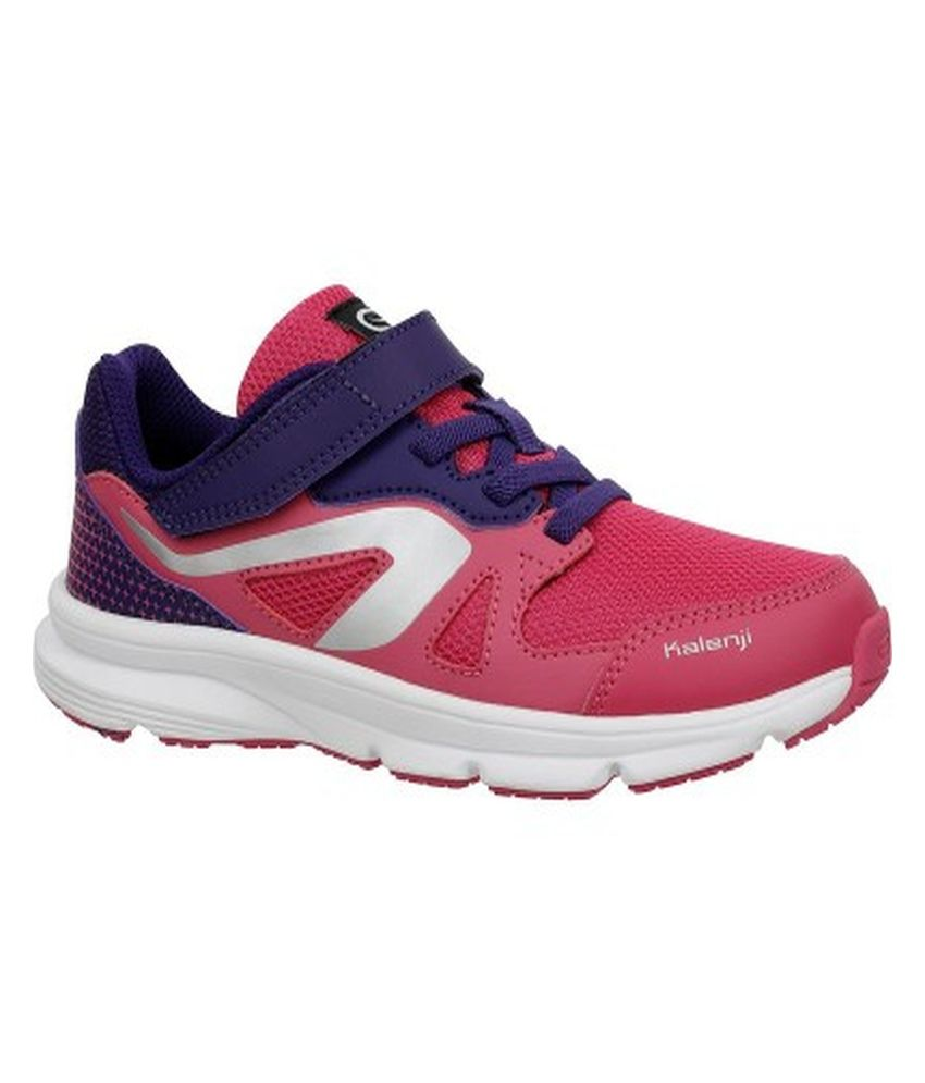 KALENJI Ekiden Active Kids Running Shoes By Decathlon