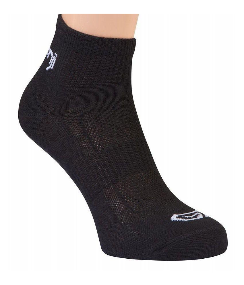 KALENJI Ekiden Adult Running Socks By Decathlon (Pack of 3)