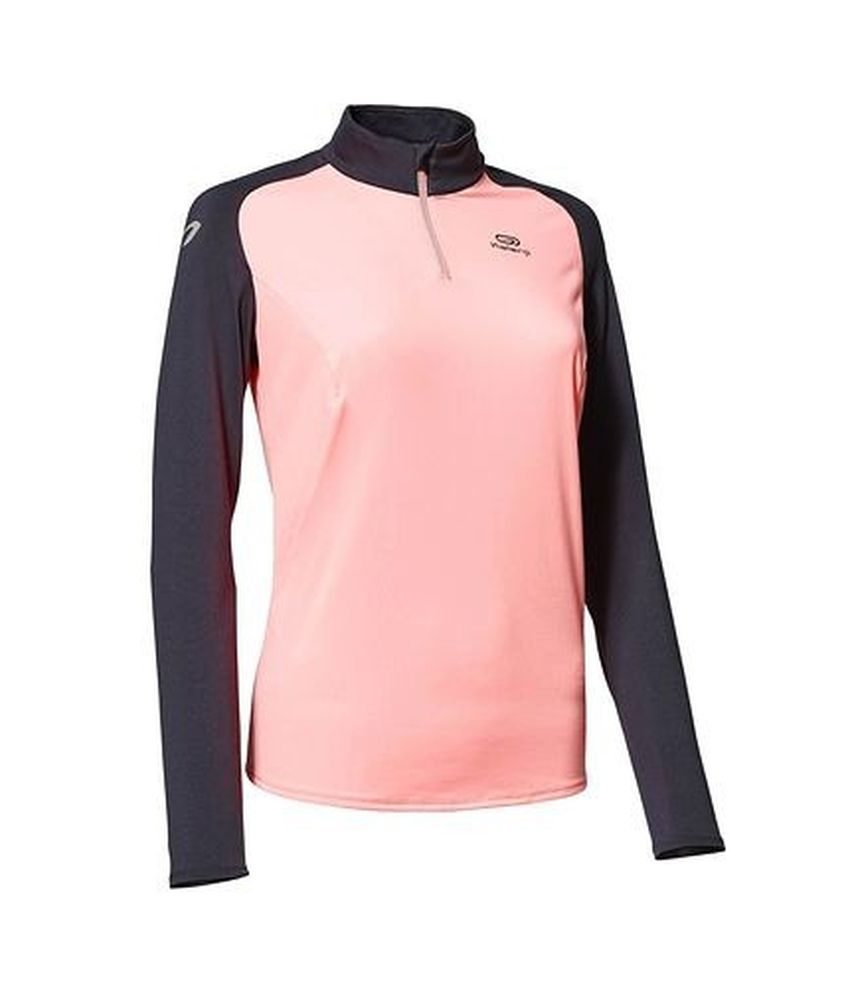 KALENJI Eliofeel Long Sleeve Men Running T Shirt By Decathlon
