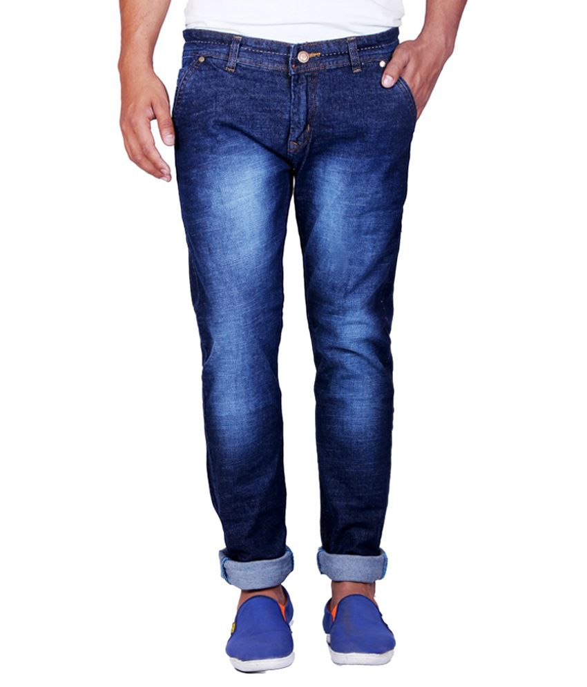 Made In The Shade Blue Slim Fit Jeans