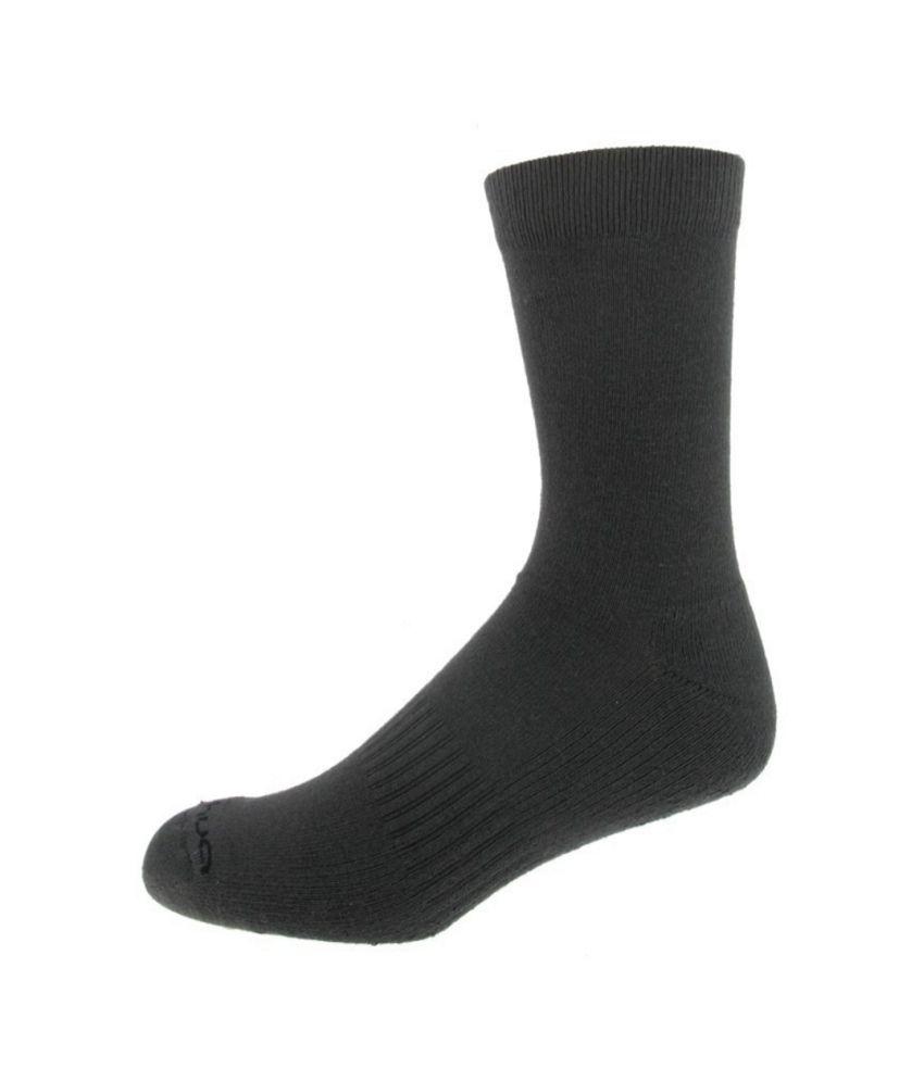 QUECHUA Arpenaz 100 High Adult Hiking Socks By Decathlon