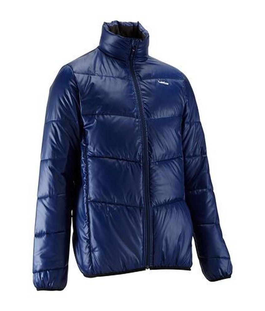 QUECHUA Arpenaz 100 Men's Hiking Padded Jacket By Decathlon