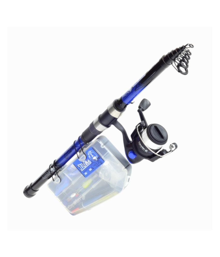 Caperlan Fish Sea 350 Fishing Rods 8204848 By Decathlon
