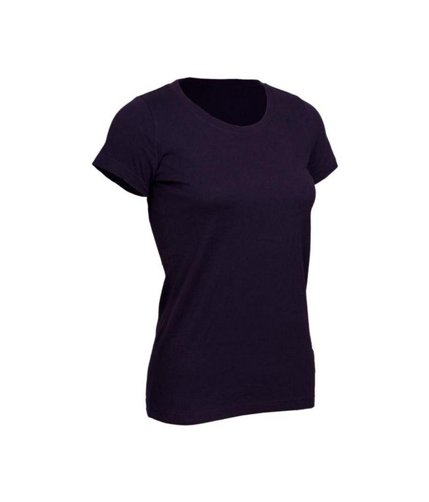 DOMYOS Sportee Women's Fitness Essential T-Shirt By Decathlon