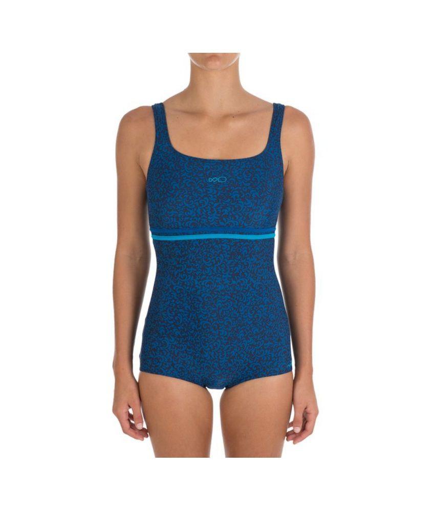 NABAIJI Loran Shortcut Women's Swimwear By Decathlon