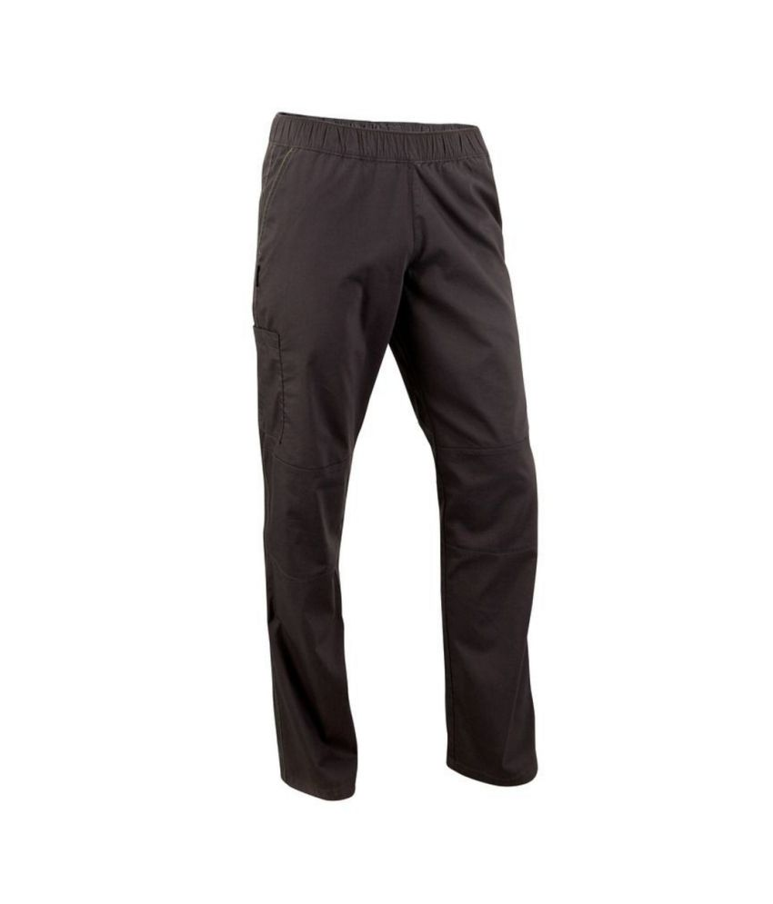QUECHUA Arpenaz 20 Men's Hiking Trousers By Decathlon