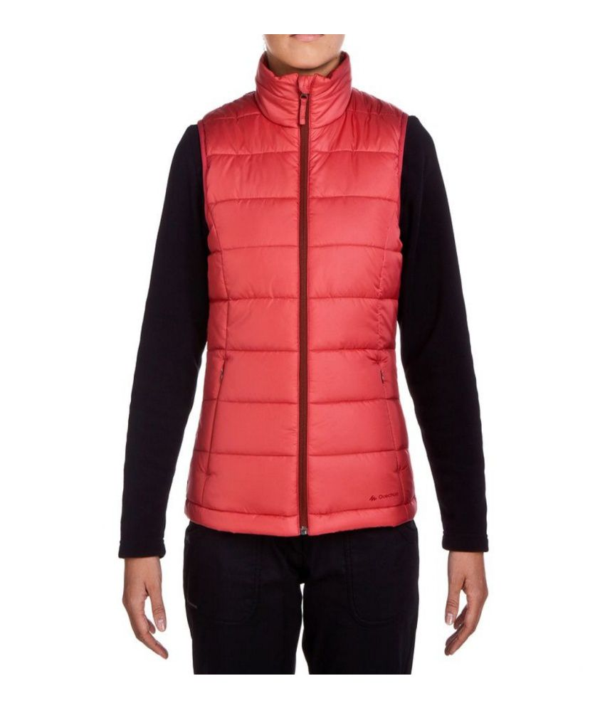 QUECHUA Arpenaz 50 Women's Hiking Down Gilet By Decathlon