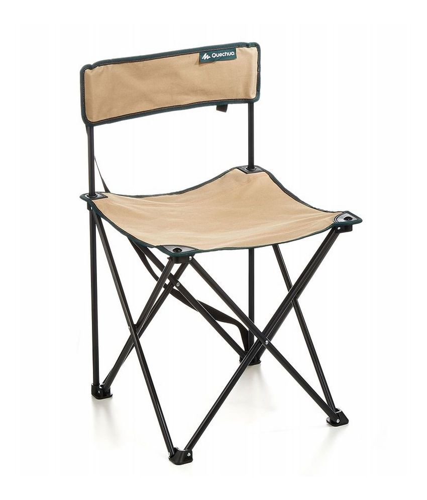 quechua arpenaz folding camping chair by decathlon buy online at best price on snapdeal. Black Bedroom Furniture Sets. Home Design Ideas