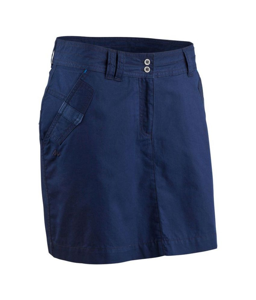 QUECHUA Escape 100 Women's Hiking Skirt By Decathlon