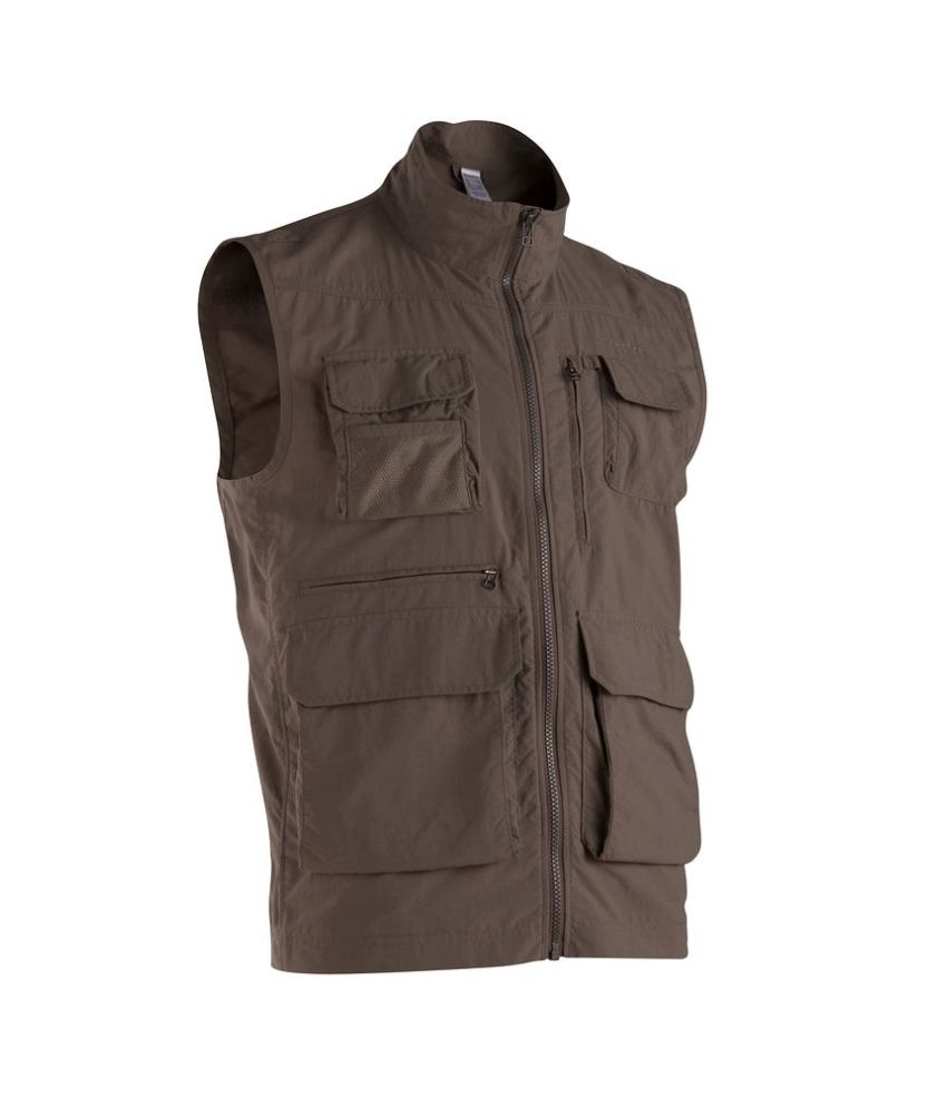 QUECHUA Escape 900 Men's Hiking Gilet By Decathlon