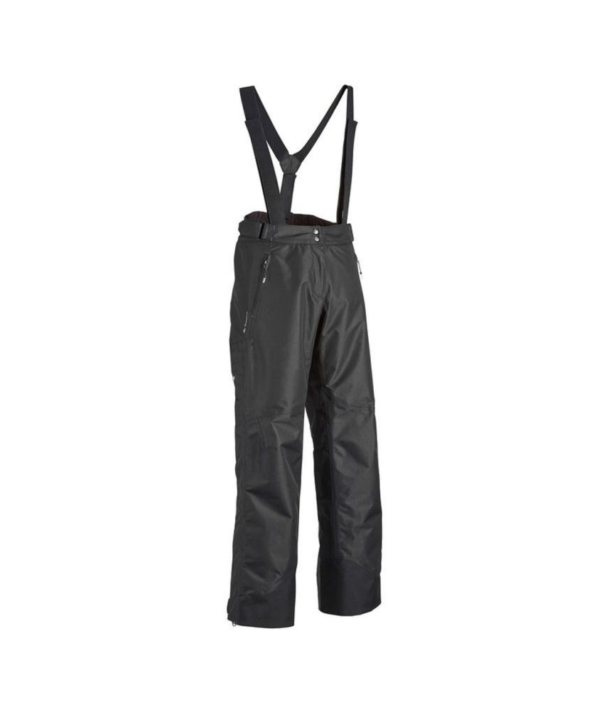 QUECHUA Forclaz 100 Women's Hiking Rain Overtrousers By Decathlon