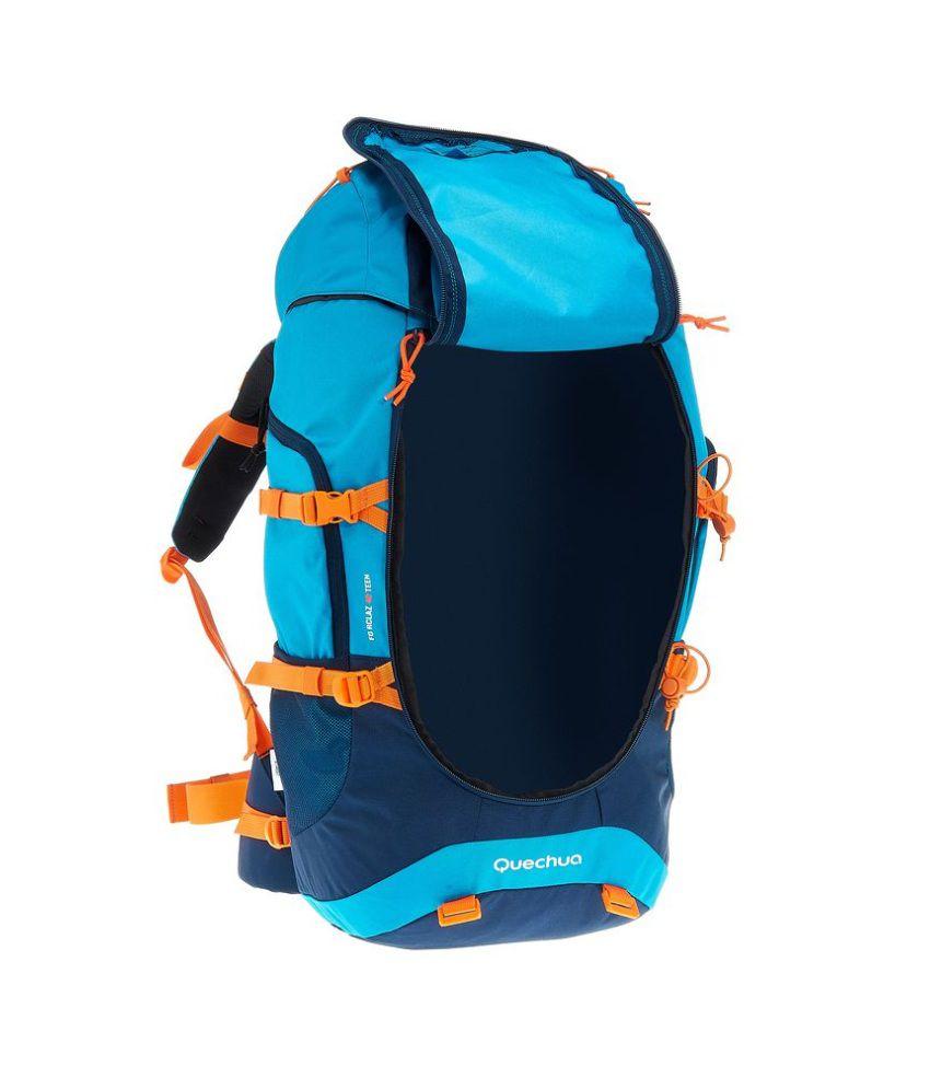 313ff4e7f4 Quechua Forclaz 50 Hiking Backpack Review