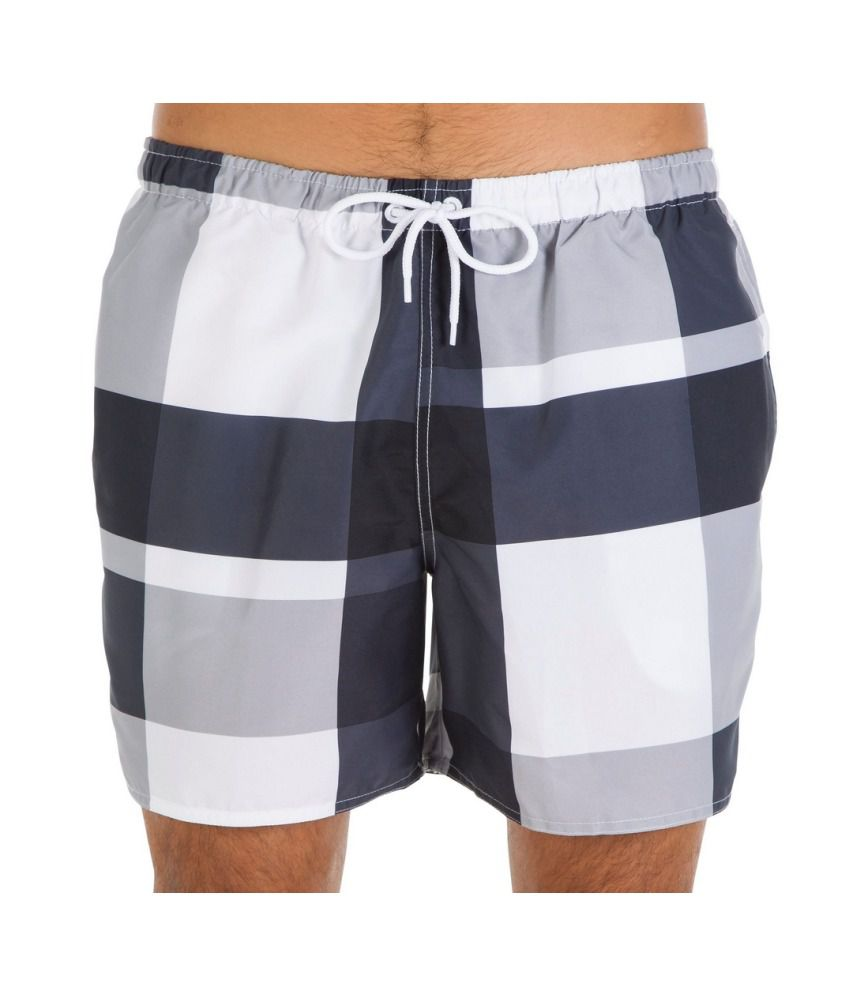 Tribord Hendaia Short Cube Men Boardshorts By Decathlon