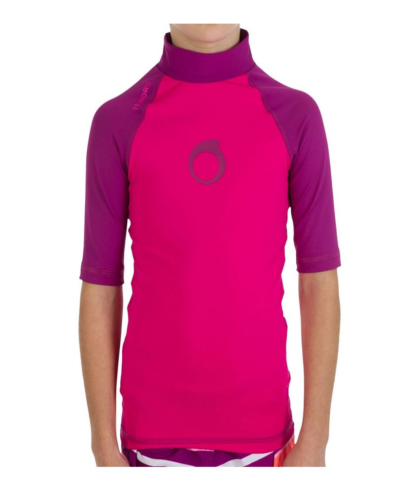 Tribord UV 100 Kids Rash Vest By Decathlon