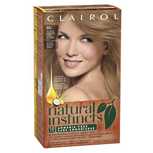 Clairol Imported 8A