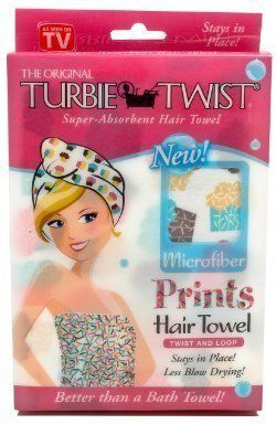 Turbie Twist Imported TURBIE TWIST The Hair Towel