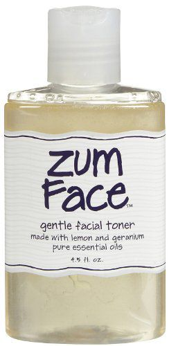 Zum Imported Zum Face Gentle Facial Toner 4.5 oz