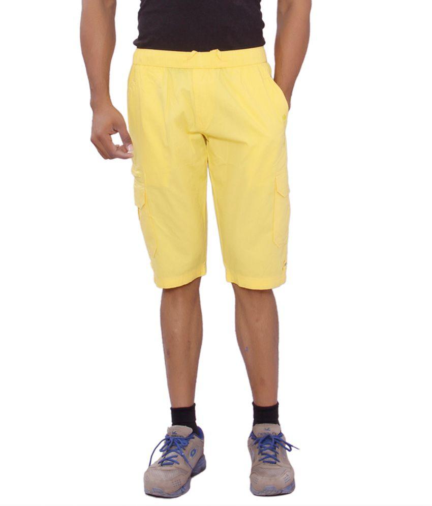Mountain Colours Yellow 3/4ths
